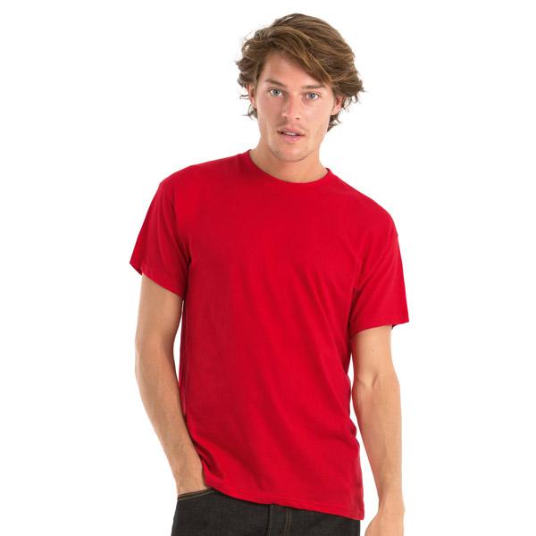 T shirt homme B et C Exact 150g
