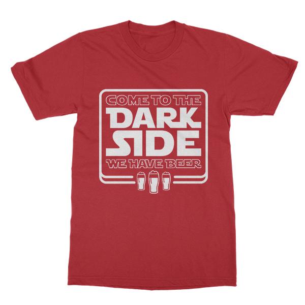 Dark Side with Beer