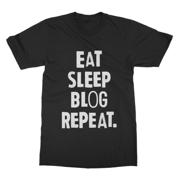 Eat Sleep Blog Repeat
